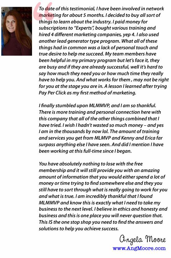 ang mlmmvp testimonial